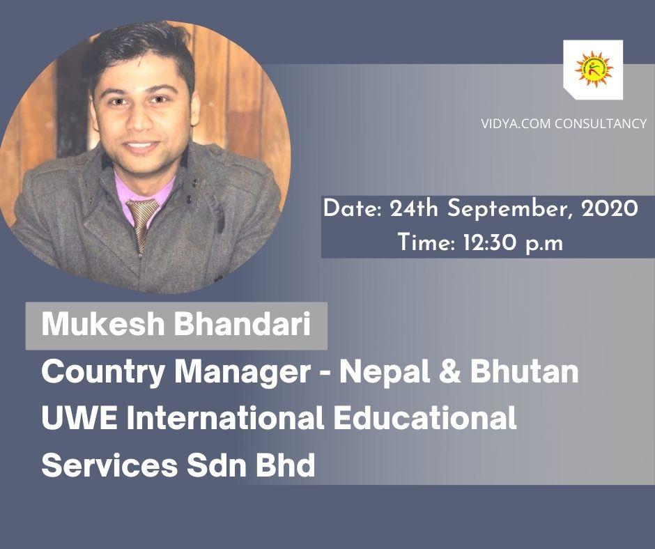 Webinar with UWE Bristol