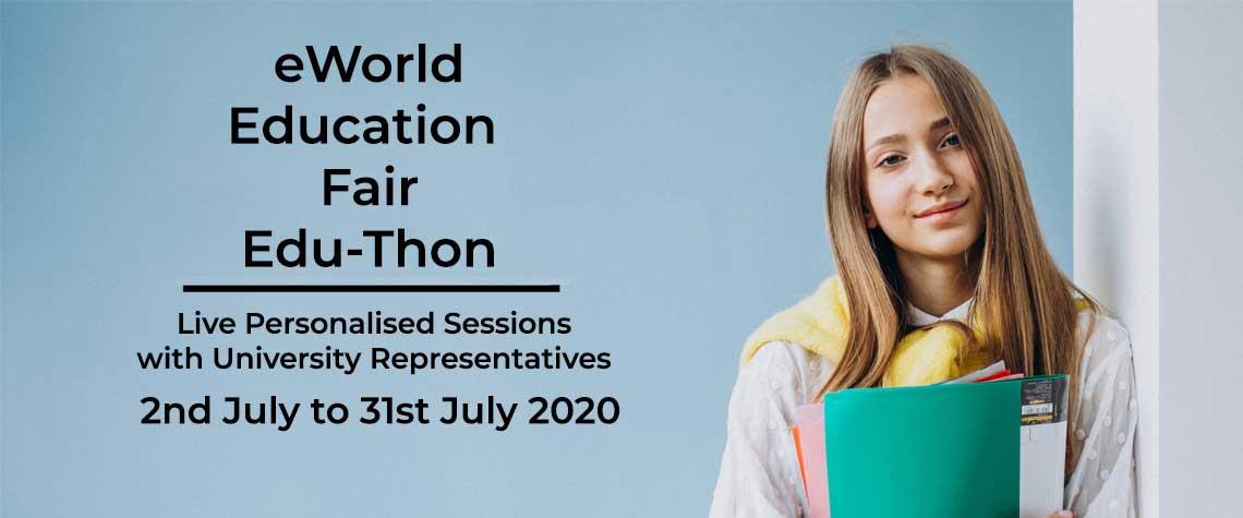 eWorld Education Fair Edu-Thon